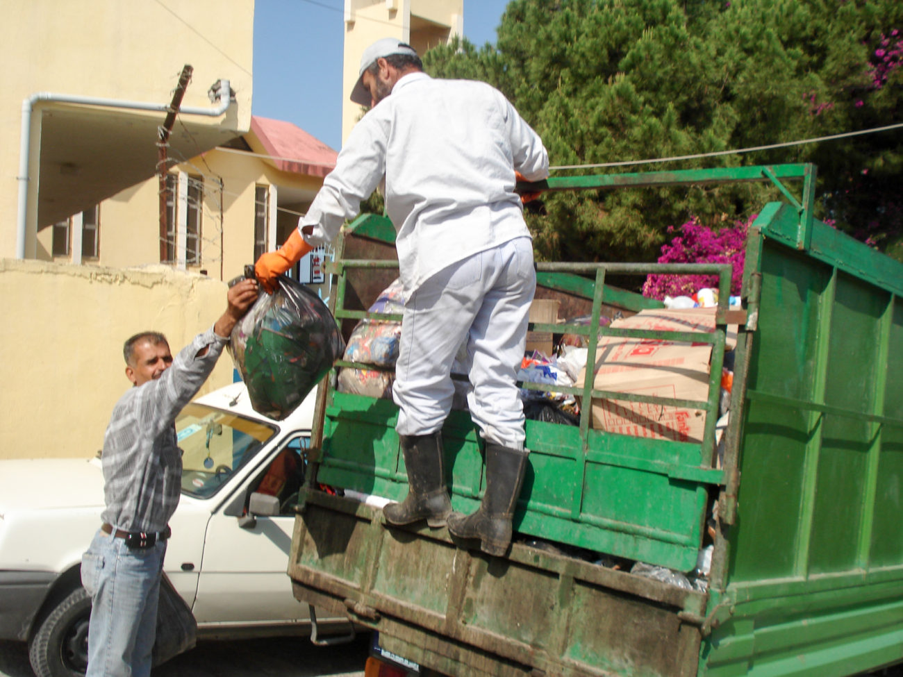 solid waste collection 2