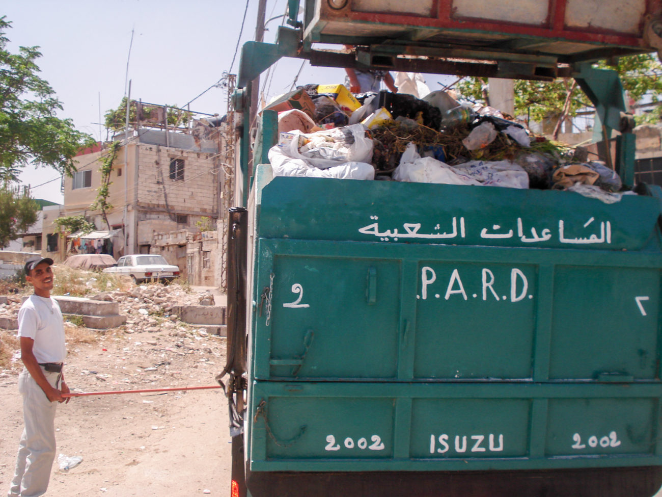 solid waste collection 4